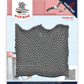 ADD10101 Snij- en embosmal - Maritime - Amy Design