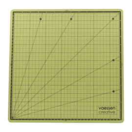 Self Healing Cutting mat 35.5 x 35.5 cm - Vaessen Creative