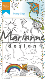 HT1635 Clearstempel  - Marianne Design