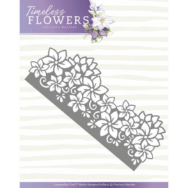 PM10120 Snij- en embosmal - Timeless Flowers - Marieke Design