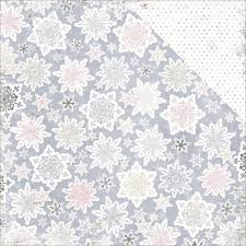 20901835Scrappapier dubbelzijdig - Winter Wishes - Bo Bunny