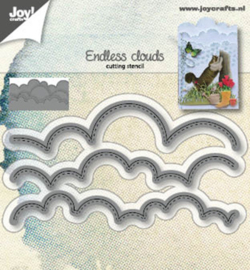 6002-1262 Snij- en embosmal - Joy Crafts