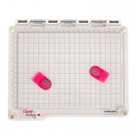 Stamp Easy tool - 20x15cm - Vaessen Creative