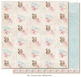 760 Scrappapier dubbelzijdig - Summer Crush - Maja Design
