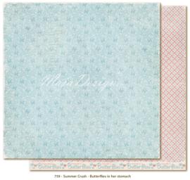 759 Scrappapier dubbelzijdig - Summer Crush - Maja Design