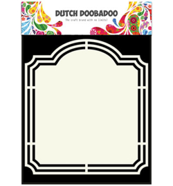 470.713.146 Dutch Shape Art A5 - Dutch Doobadoo