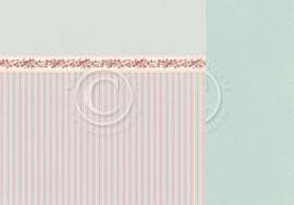 PD8805 Scrappapier dubbelzijdig - My Dearest Sophia - Pion Design