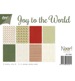 6011-0561 Papierset A4 - Joy Crafts