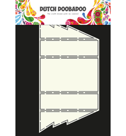 470.713.636 Dutch Card Art A4 Kerst - Dutch Doobadoo