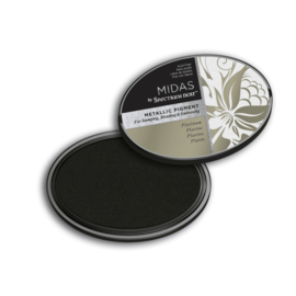 Spectrum Noir Ink Pad - Midas Metallic - Platinum