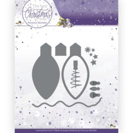 PM10213 Snij- en embosmal - The Best Christmas Ever - Marieke Design