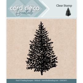 CDECS071 Clearstempel - Card Deco