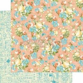 4501084 Scrappapier dubbelzijdig - Precious Memories Collection - Graphic45
