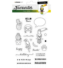 STAMPSL334 clearstempel - Favourites - Studio Light