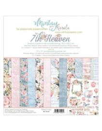 Paperpad 30.5 x 30.5cm - 7th Heaven - Mintay - PAKKETPOST!
