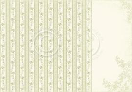 PD8406 Scrappapier dubbelzijdig - The Songbirds Secrets - Pion Design