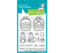 LF2230 Easter Before 'n Afters - Clearstamp - Lawn Fawn
