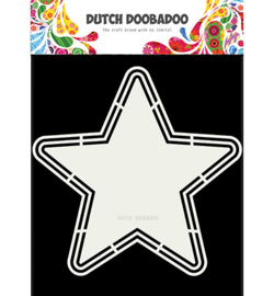 470.713.171 Dutch Shape Art A5 - Dutch Doobadoo