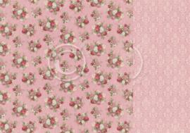 PD8809 Scrappapier dubbelzijdig - My Dearest Sophia - Pion Design