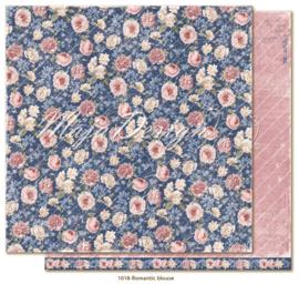 1018 Scrappapier dubbelzijdig - Denim en Girls - Maja Design