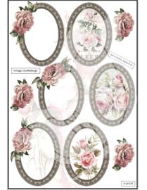 Vintage 29 A4 vel - Jellie Design