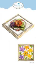 1781 Snijmal Pizza box - Elizabeth Craft