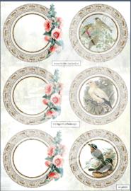 Vintage 39 A4 vel - Jellie Design