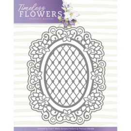 PM10119 Snij- en embosmal - Timeless Flowers - Marieke Design