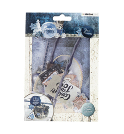 EASYSA656 Diecuts - Snowy Afternoon - Studio Light