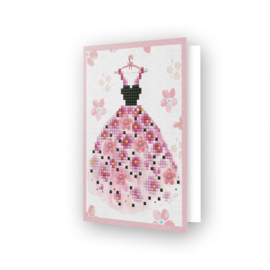 DDG.018 Diamond Dotz - Greeting Card - Party Time