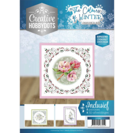 CH10007 Creative Hobbydots - The Colours of Winter - Jeanine's Art