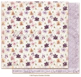 1160 Scrappapier dubbelzijdig -  Tropicial Garden - Maja Design