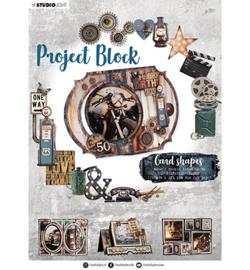 SL Project block Card shapes Ocean Essentials nr.06