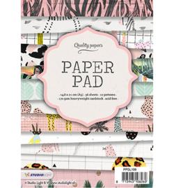 PPSL106 Paperpad A5 - Studio Light