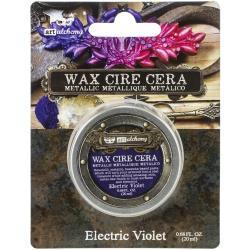 966713 Metallic Wax - Electric Violet - Finnabair