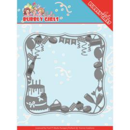 YCD10200 Snij- en embosmal - Bubbly Girls - Yvonne Creations