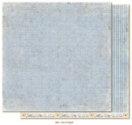 603 Scrappapier dubbelzijdig - Vintage Spring - Maja Design