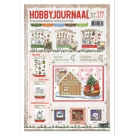 Hobbyjournaal 199 en nieuwe serie