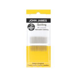 JJ12012 Kleine naald, klein oog nr. 12 - 12 stuks - John James
