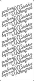 1609 Sticker - Gelukkig Nieuwjaar