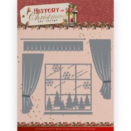 ADD10243 Snij- en embosmal - History of Christmas - Amy Design