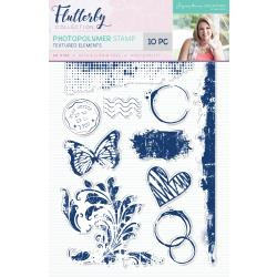SFSTTEX Clearstempel Flutterby Collection - Crafters Companion