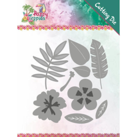 YCD10174 Snijmal  - Happy Tropical - Yvonne Creations