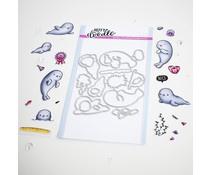 HFD0274 Sealy friends Dies - Heffy Doodle