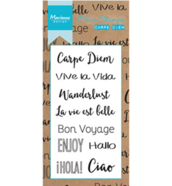 CS0994 Clearstempel - Marianne Design