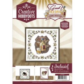 CH10008 Creative Hobbydots - Good Old Days - Yvonne Creations