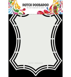 470.713.208 Dutch Shape Art A5 - Dutch Doobadoo
