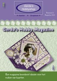 Gerda's Hobby Magazine nr. 3