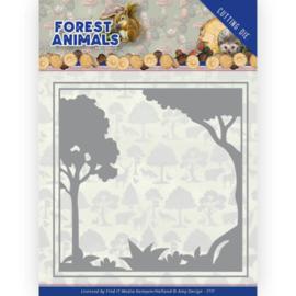 ADD10231 Snij- en embosmal - Forest Animals - Amy Design
