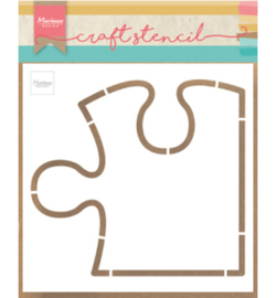 PS8052 Mask Stencil - Marianne Design